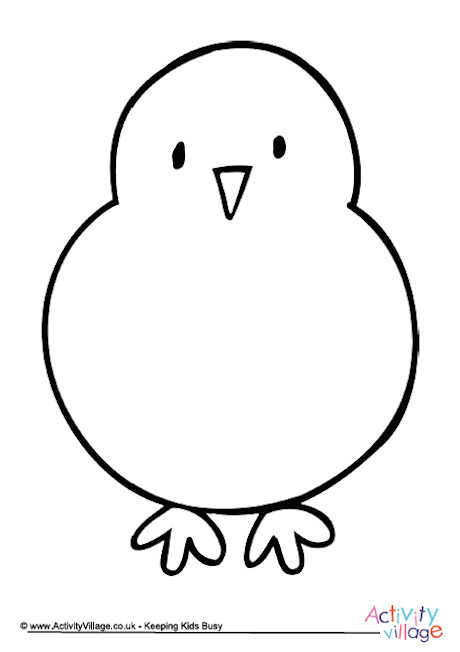 Drawn chick Learn Chick Chick Writing to