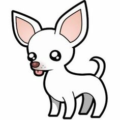 Drawn chihuahua  Chihuahua Chichi Fever Pinterest