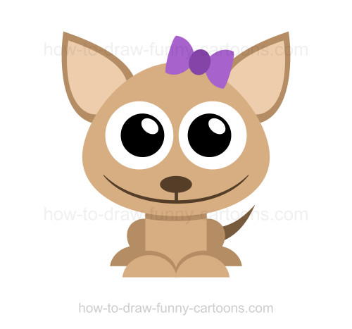Drawn chihuahua How draw chihuahua to a