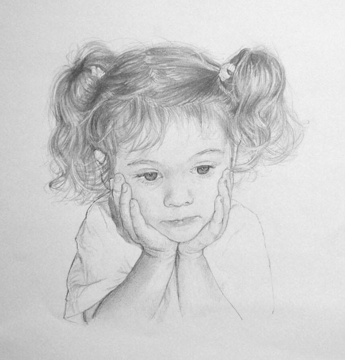 Drawn child For result Pinterest drawing teken