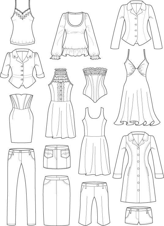 Drawn shirt clothing Clothes Find Best draw fashion