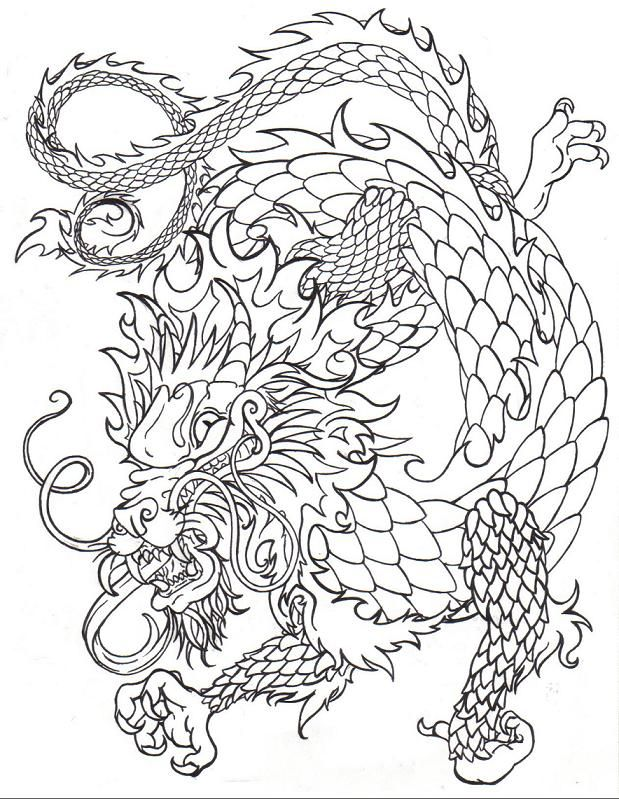 Drawn chinese dragon awesome Chinese Chinese of Chinese 20+