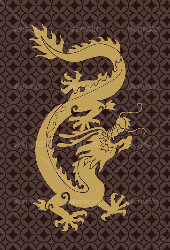 Drawn chinese dragon simple Dragon Chinese Chinese dragon and