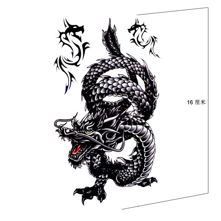 Drawn chinese dragon vietnamese dragon Shoulder Dragon jpg Sleeve Arm