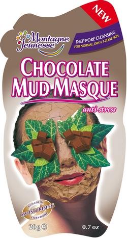 Drawn chocolate face #5