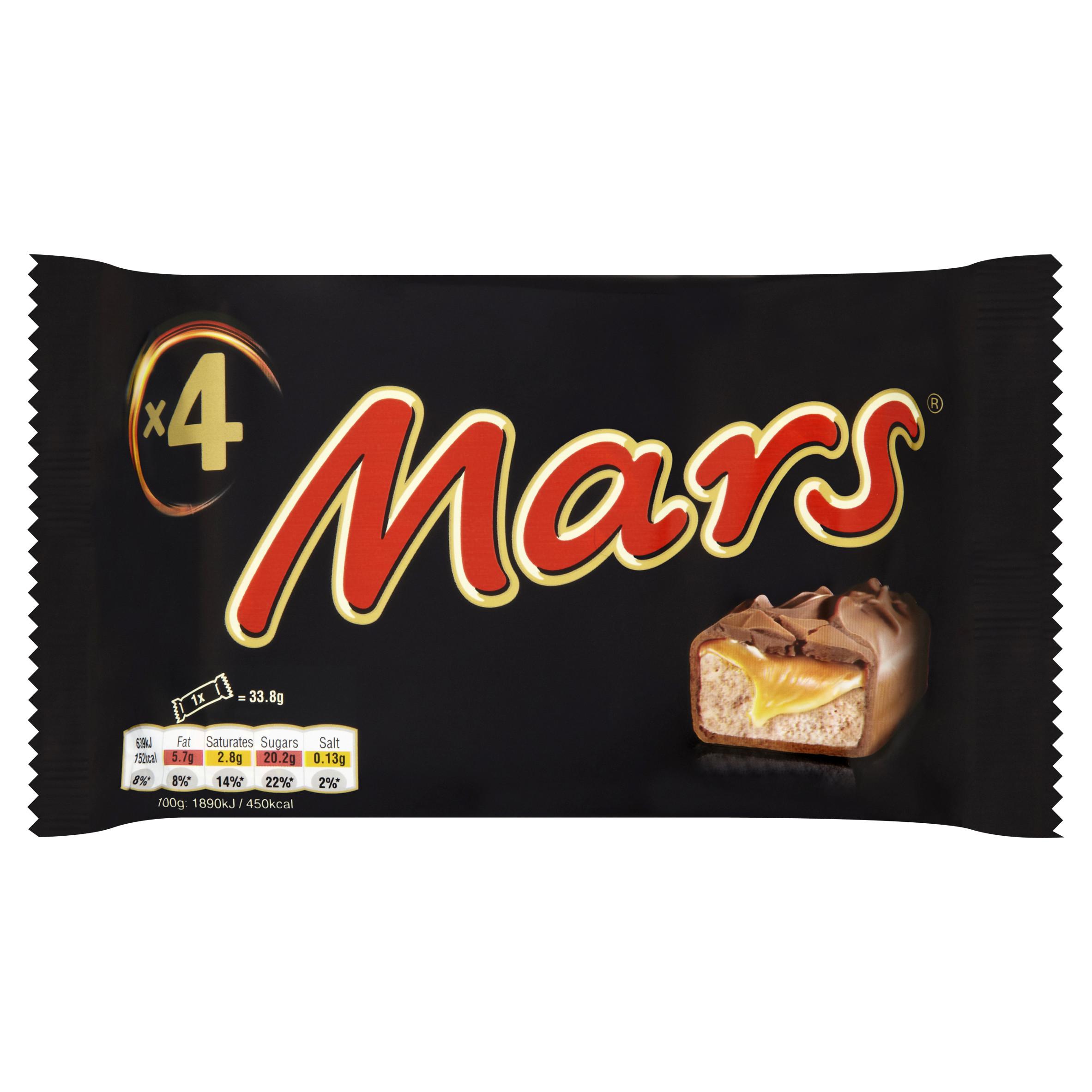 Drawn chocolate mars bar #15