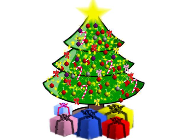 Drawn christmas ornaments childrens Ward