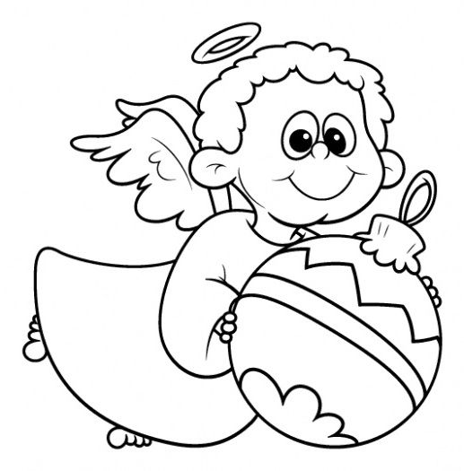 Drawn christmas ornaments christmas angel Images Brings on Christmas about