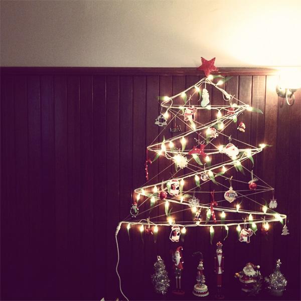 Drawn christmas ornaments christmas greeting card  Greeting Printable Christmas Light