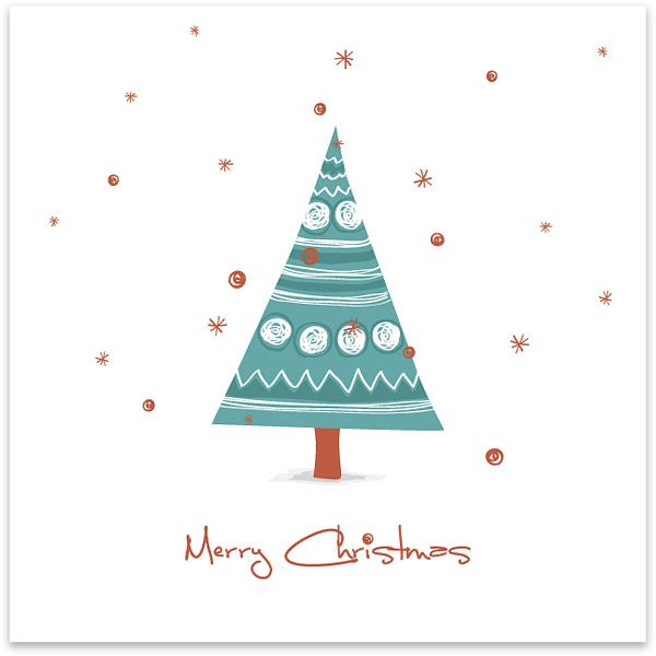 Drawn christmas ornaments christmas greeting card 2017 Card 40+ Christmas Drawn