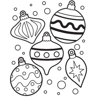 Drawn christmas ornaments christmas light – Tree Drawings Ornament Christmas