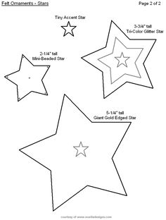 Drawn stare giant Stencil Christmas Christmas Star Your