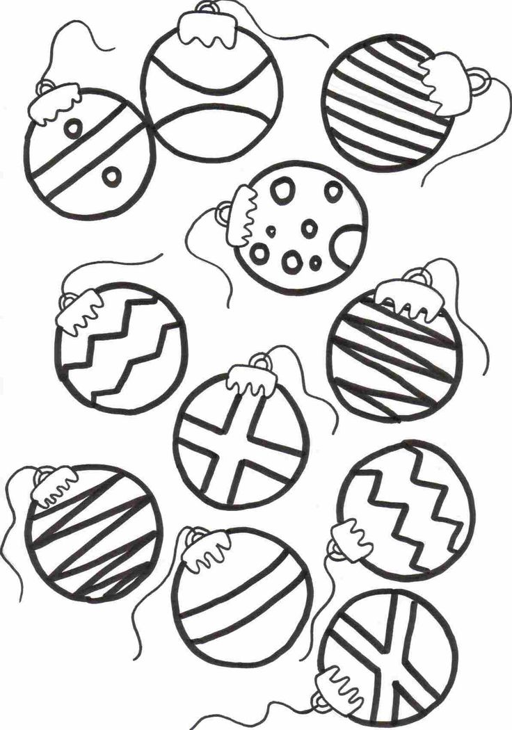 Drawn christmas ornaments ornate More Find christmas this on