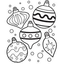 Drawn christmas ornaments coloring book Christmas and ornaments Find best