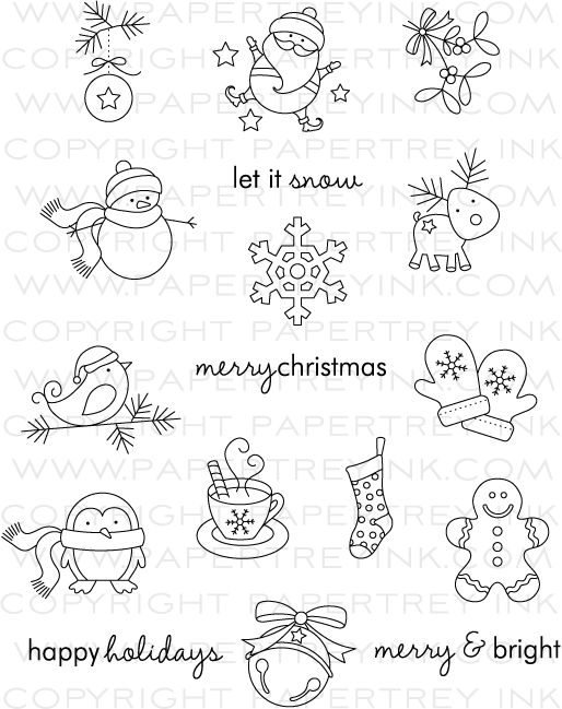 Drawn christmas ornaments cute To doodles Best on link