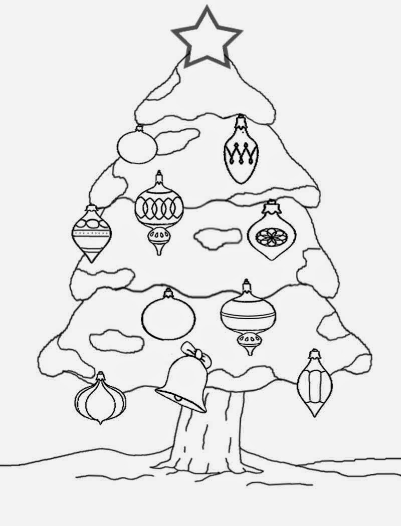 Drawn christmas ornaments fun christmas Pages to outdoor decorations ideas
