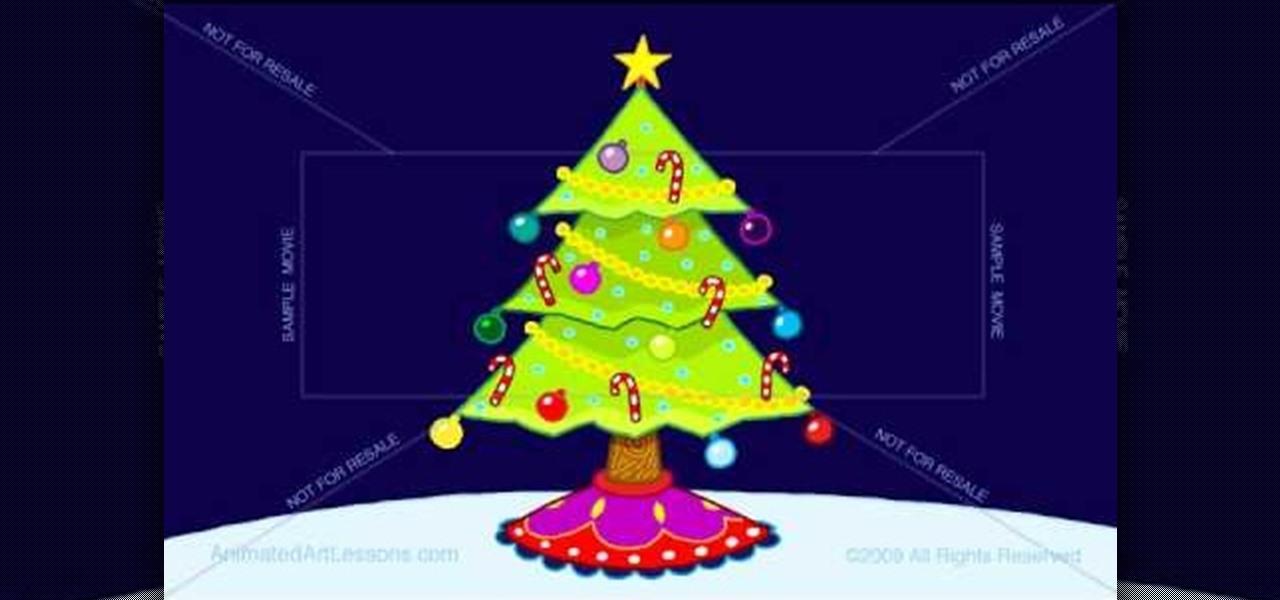 Drawn christmas ornaments fun christmas A WonderHowTo fun a &