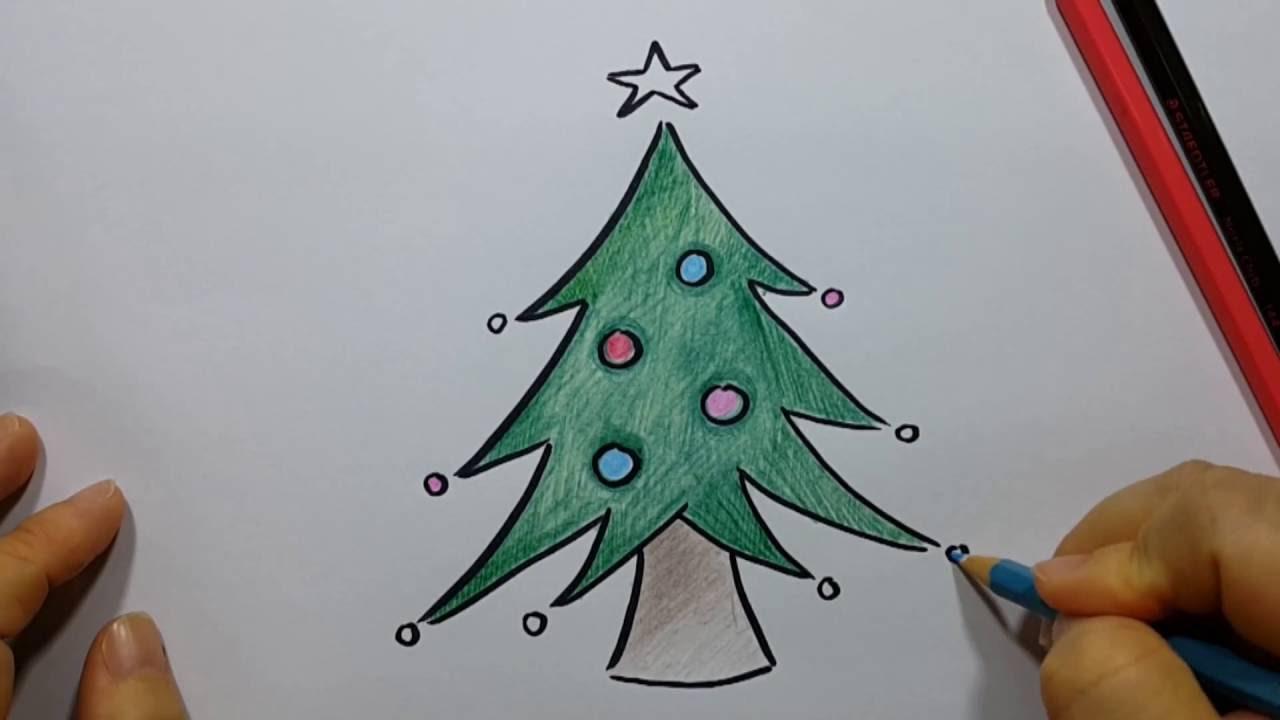 Drawn christmas ornaments fun christmas YouTube tree tree Christmas to