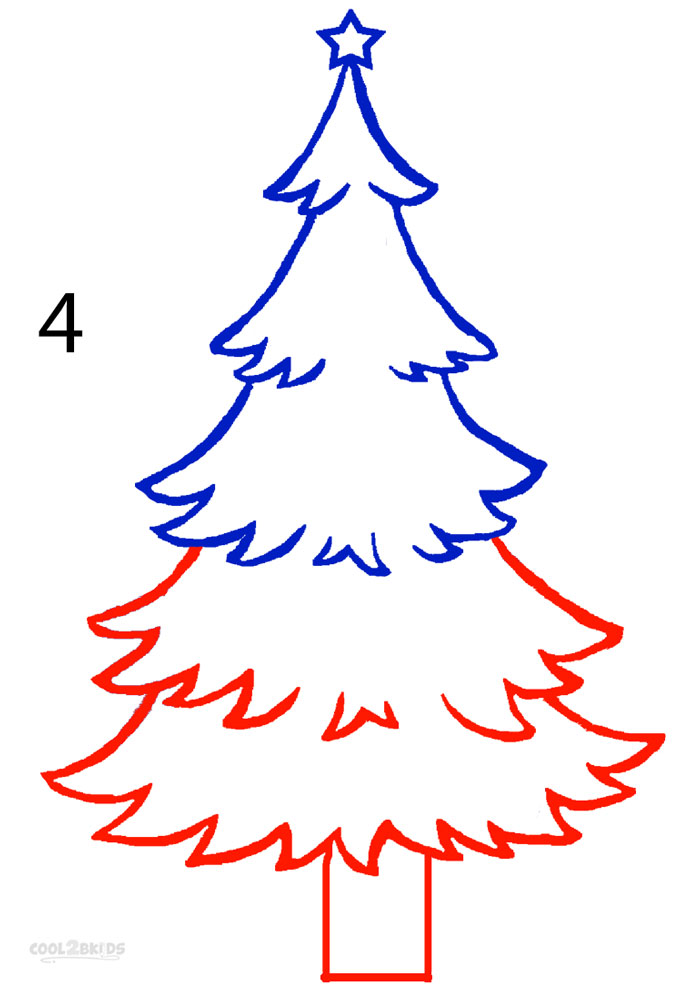Drawn christmas ornaments step by step Draw (Step 4 by How