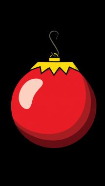 Drawn christmas ornaments step by step Draw Tree Step Holidays How