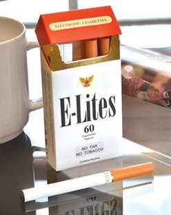 Drawn cigarette e lite #5