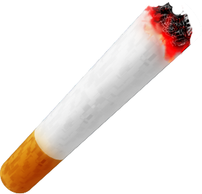 Cigarette clipart transparent Cigarettes Isolated noBACKS Photos by
