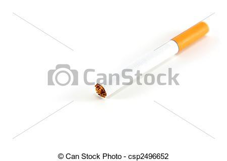 Drawn cigarette unlit #5