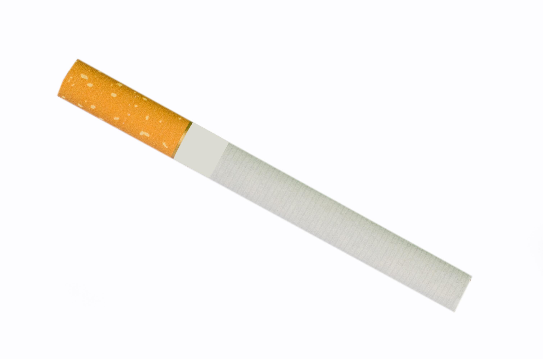 Drawn cigarette unlit #4