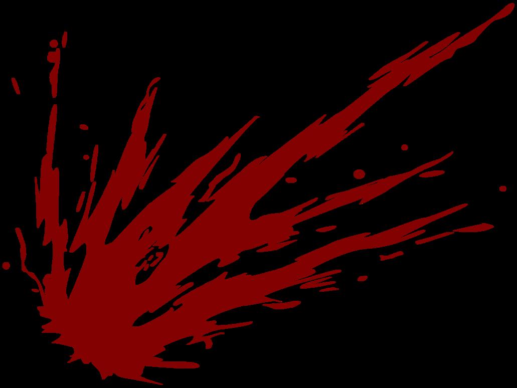 Drawn circle By Blood DeviantArt Spydol Transparent