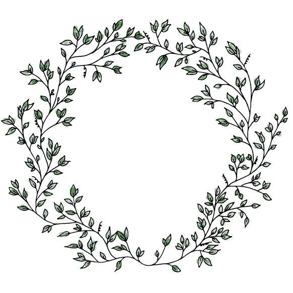Drawn ivy big leaf #9