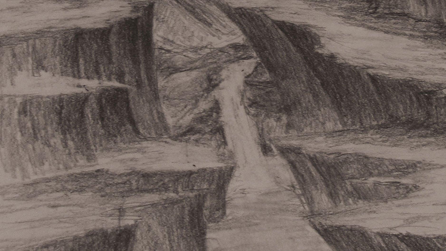 Drawn cilff W/ YouTube Draw Commentary