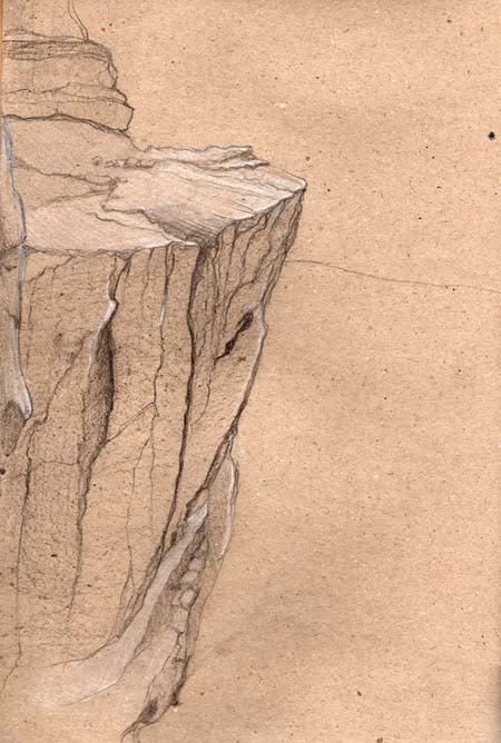 Drawn cliff Update cliff Page Boho's LONG