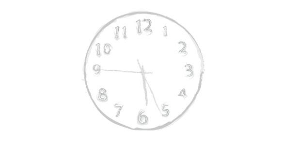Drawn clock Clock Drawn DeviantArt DXC381 by