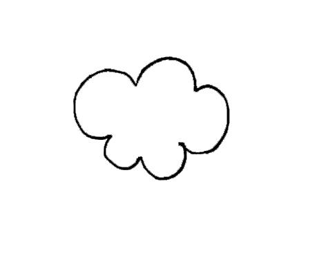 Drawn clouds Cloud Download JPG Hand Free