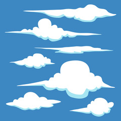 Drawn cloud Search Different Skies > Clouds