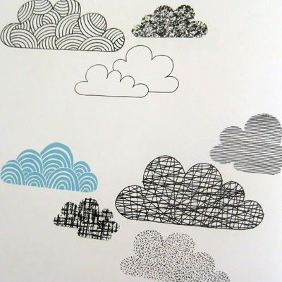 Drawn clouds epic On & SKY pattern best