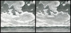 Drawn clouds realistic Step Clouds How 14 Step
