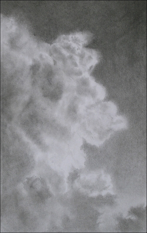 Drawn clouds shaded Perfect drawingcloudswithgraphite10 with Luminous carrielewis