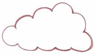 Clouds clipart cloud shape Cloud Cloud John Shapes How
