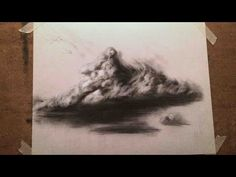 Drawn clouds realistic Basic to for Tutorial Easy