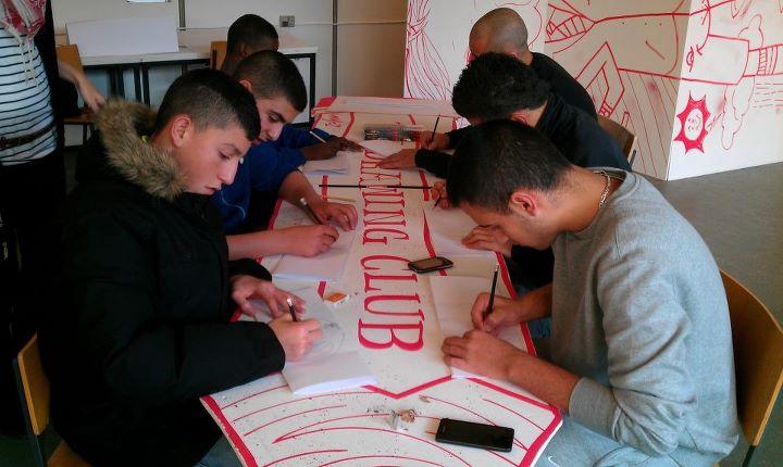 Drawn club Ybarra Jr + Denmark »