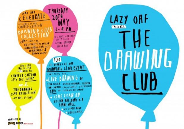 Drawn club #9