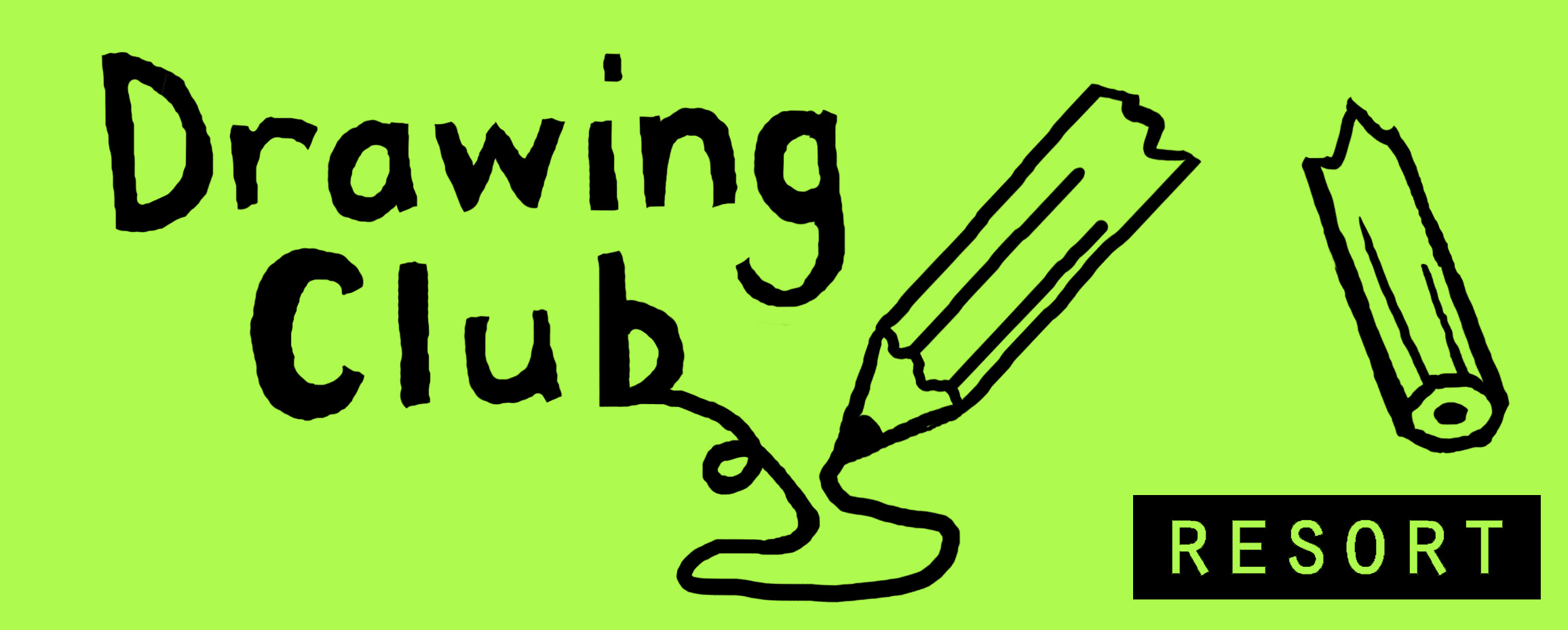 Drawn club With with Puppets Resort Club: