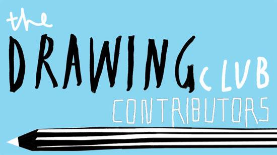Drawn club Drawers Journal Club Drawing