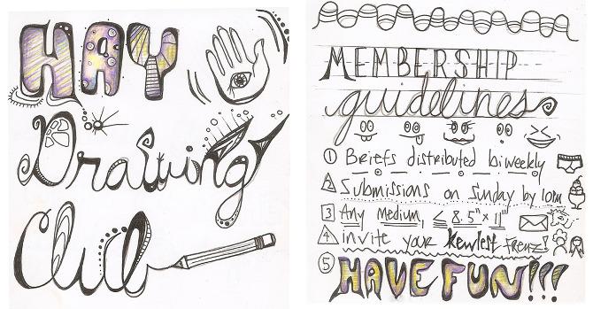Drawn club #3