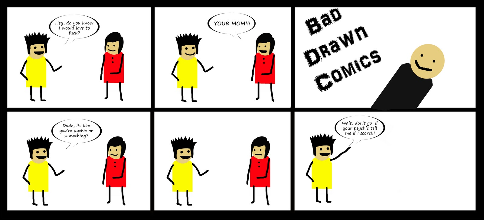 Drawn comics Drawn Bad 1 Comics Comic