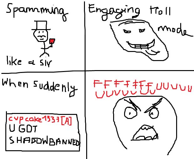 Drawn comics badly User drawn For reference iamverysmart