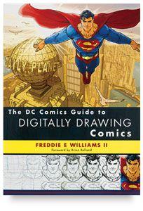 Drawn comics digitally Best DC The Drawing com
