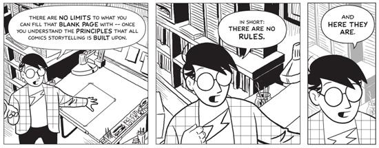 Drawn comics easy Storytelling Comics: Amazon Manga
