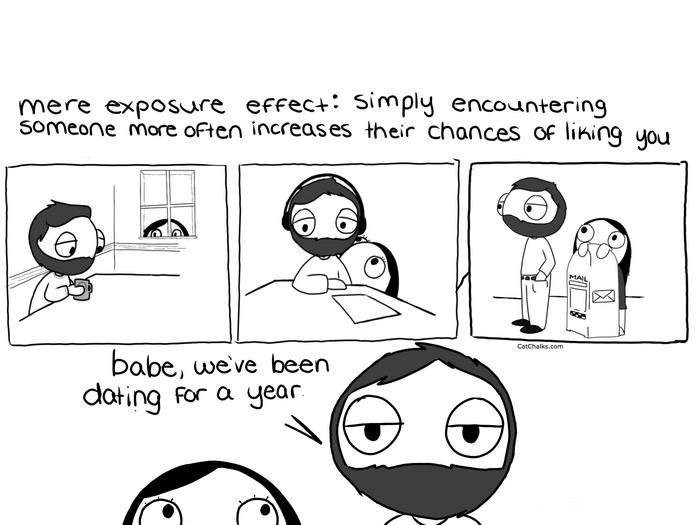 Drawn comics my boyfriend Her Girlfriend Secretly Everyday Boyfriend